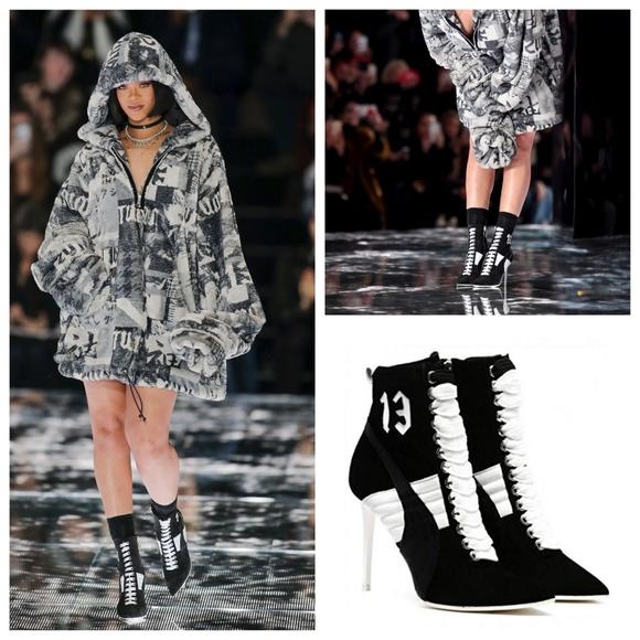 FENTY PUMA by Rihanna X Women Sneaker Heels. M 5b4ab16ddf0307587e664c19 d622bae41
